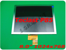 ORIGINAL 8.0″  LCD Display for Teclast TPad P85 Dual Core tablet 1024×768 LCD Screen Panel Replacement
