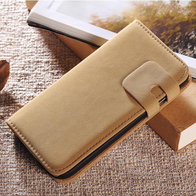 Etui Samsung S4 Leather Wallet różne kolory