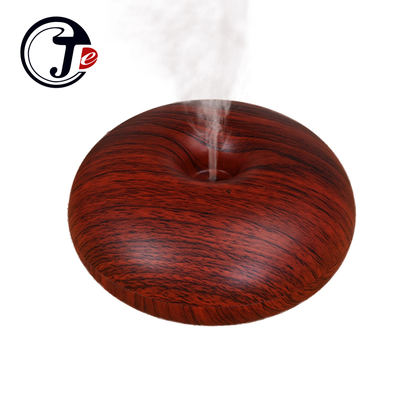 Original Ultrasonic Humidifier USB Humidifiers Aromatherapy Diffuser Wood Grain Essential Oil Diffuser Mist Maker for Home 175ML(China (Mainland))