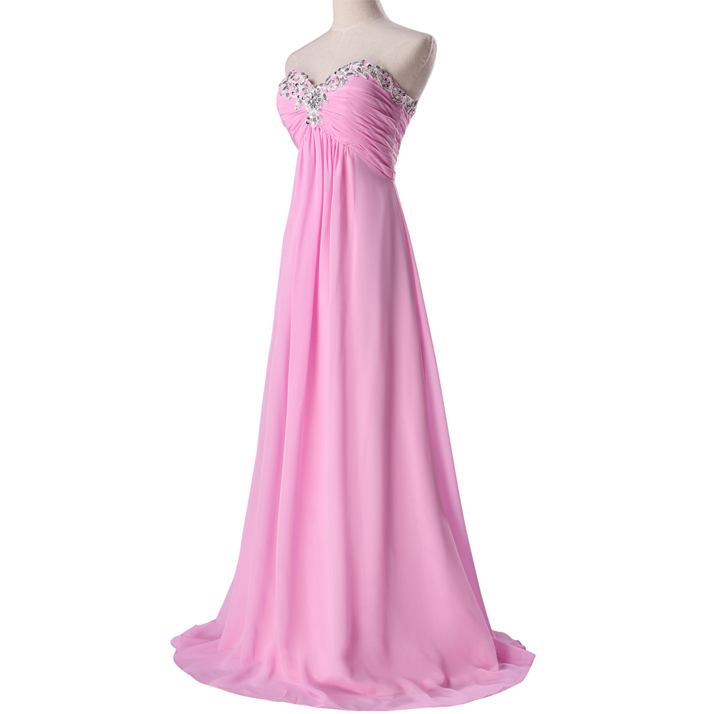 Buy strapless coral colored bridesmaid for Colored wedding dresses plus size