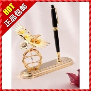 Pen holder crystal gift office desk accessories decoration commercial gift birthday gift