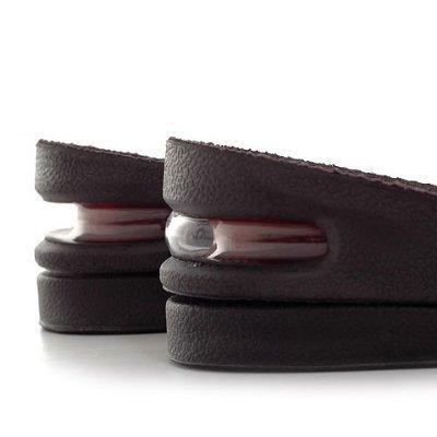 TEXU 2 дюйм(ов) Увеличение Роста Лифт Обувь Стельки Колодки для женщин