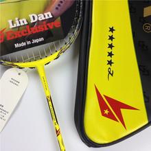 Badminton raquette voltric z force ii lin dan victor badminton raquette de raquette chaîne(China (Mainland))