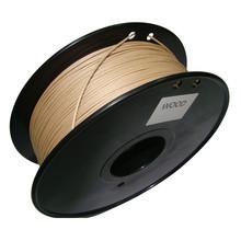 wood color 3d printer filaments Wood 1 75mm 3mm 0 8kg plastic Rubber Consumables Material MakerBot