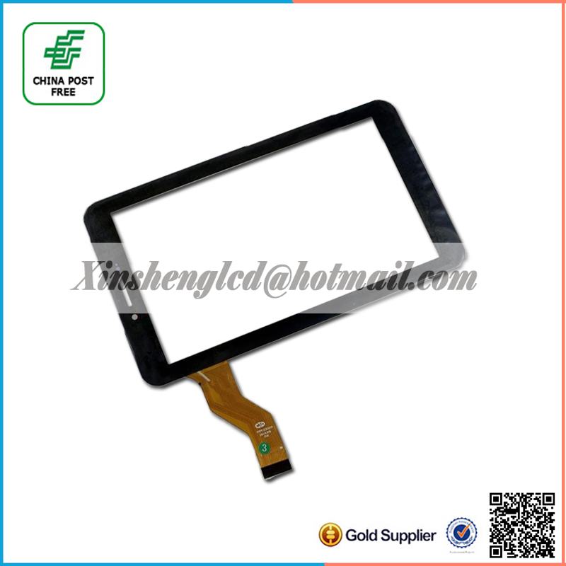 "New 7"" inch 30Pins External Capacitive Touch Screen Capacitance Panel CTD FM710301KA NJG070099JEG0B-V0 362-A(China (Mainland))"