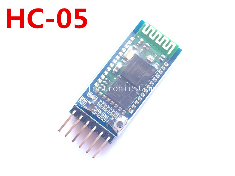 Free shipping! JY-MCU anti-reverse Bluetooth serial pass-through module, wireless serial, HC-05, master-slave 6pin for arduino(China (Mainland))
