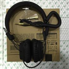 NEW MAJOR Noise Isolating Deep Bass DJ Studio Headphones MAJOR Headset with Mic for smartphones Hifi Monitor headphone(Hong Kong)
