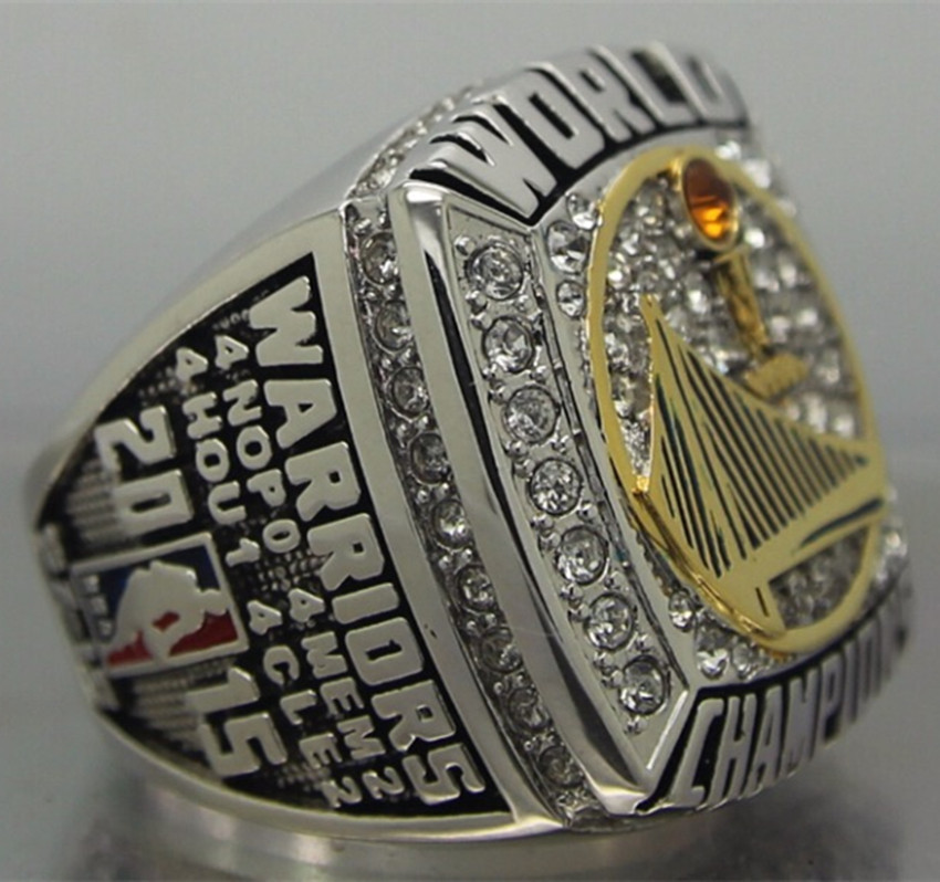 Steph Curry Championship Ring