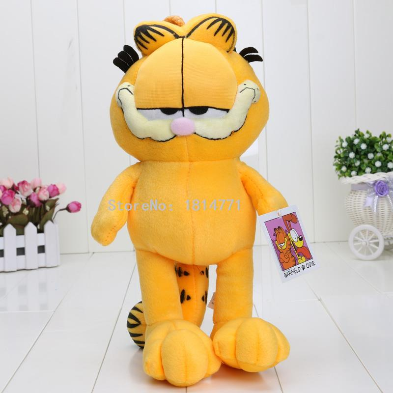 30cm Plush Toy Lovely Garfield Plush Doll Children's Gift(China (Mainland))