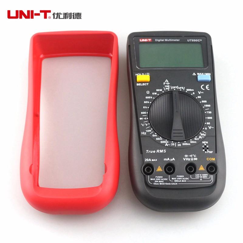 Купить UNI-T UT890C + Цифровой ЖК-Мультиметр True RMS AC/DC Частота Палм Размер ЖК-Подсветкой Автомобильная + Датчик Температуры