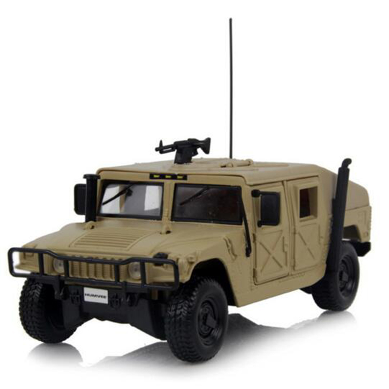Free Shipping KDW children gift toy die-cast plastic slide car model 1:24 military jeep home decor in original x202(China (Mainland))
