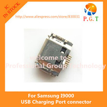 Buy 100% original for Samsung I9000 I9001 I9020 I9003 Phone Tail Plug USB Charging Port connector Micro USB Charging Connector for $17.20 in AliExpress store