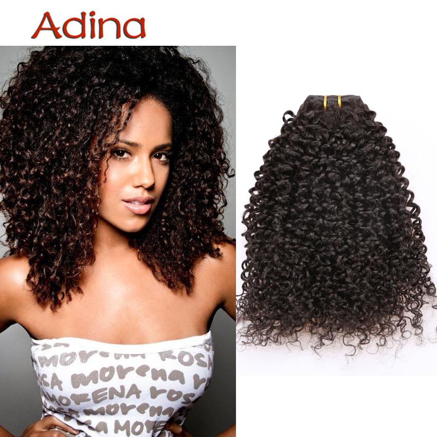 3 Bundles Yvonne Brazilian Kinky Curly Hair 100% Unprocessed Virgin Hair Afro Kinky Curly High Quality Yvonne Human Extension