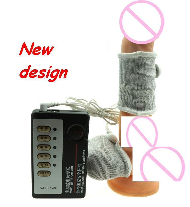 Shock therapy massage penis ring male penis enlarger penis enlarger extender stretcher(China (Mainland))