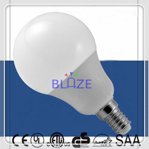 Promotion 500pcs 6W 7W A19 led Globe Light Eco G60 E14 Glof Bulb SMD 2835 Ra&gt;80 Replace 75W Halogen lamp<br><br>Aliexpress