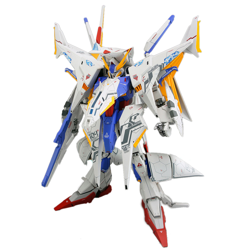 Anime Hathaways Flash Penelope Gundam RX-104FF 1/144 action figure model original box juguetes Robot Puzzle assembled kids toys()