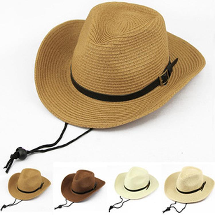 Мужская ковбойская шляпа Fashion 1309