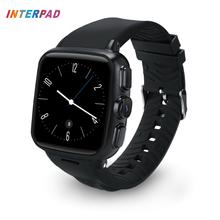 Buy Interpad Android 5.1 Smart Watch 512M/4G WiFi GPS SIM Camera Smartwatch Support MP3 Music Player Clock Android IOS Phone for $88.48 in AliExpress store
