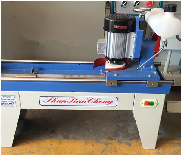 Buy Woodworking machine tools,220V high precision straight line sharp edge grinding machine,tool sharpener,knife grinder cheap