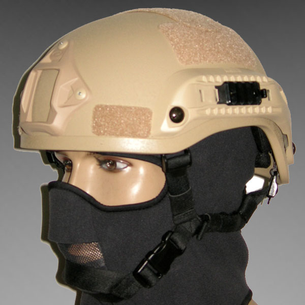 OneTigris Tactical Airsoft Paintball Helmet MICH 2001 Action Version Helmet with NVG Mount and Side Rails(China (Mainland))