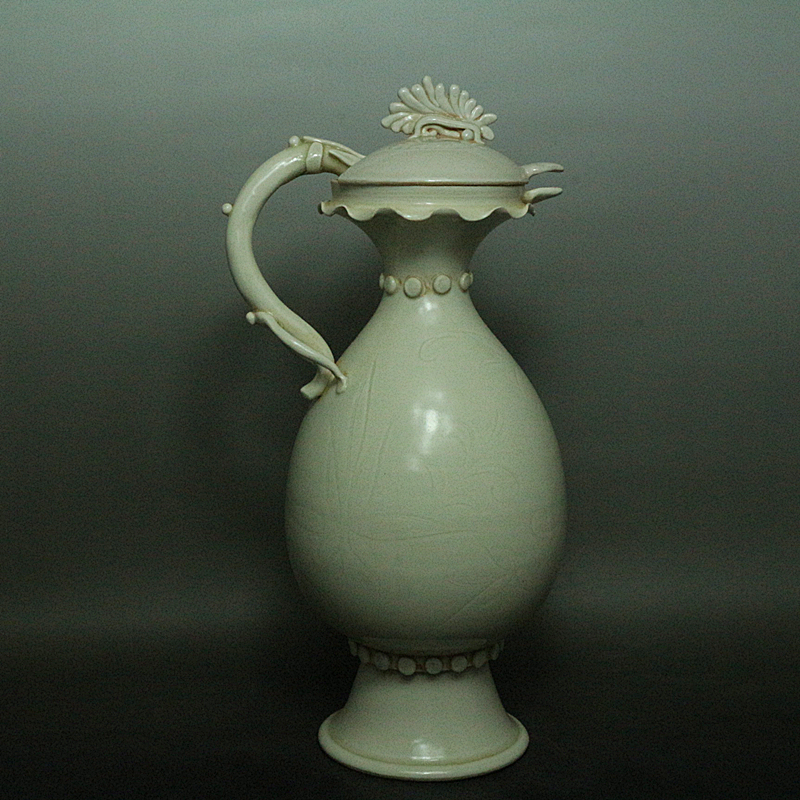 Song dynasty porcelain cockscomb pot chinese porcelain vintage home decor grafts collection - Vintage home decorating collection ...