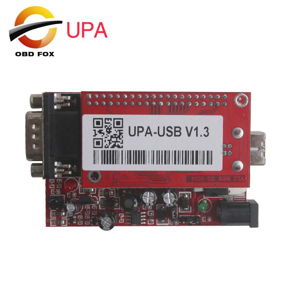 2015 New Arrivlal UPA USB Programmer V1.3 UPA USB Full Adapters UPA Chip Tuning Tools ECU Programmer Serial Programmer(China (Mainland))
