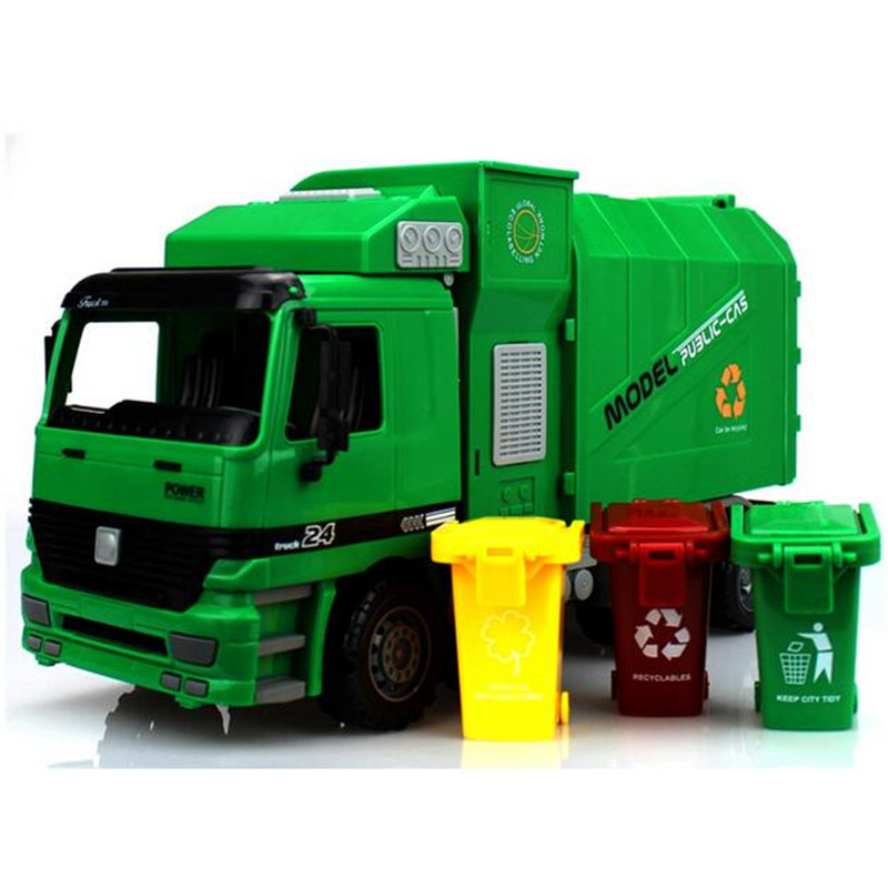 Diecast Garbage Truck Promotion Shop For Promotional