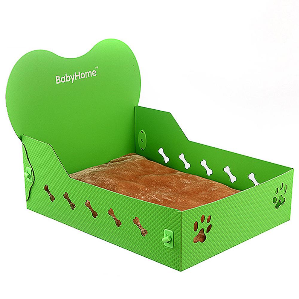 achetez en gros lit pour chien en plastique en ligne des grossistes lit pour chien en. Black Bedroom Furniture Sets. Home Design Ideas