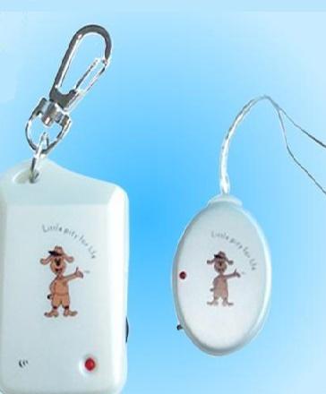 wireless anti lost, anti rob alarm, anti theft bag alarm for personal security(India)