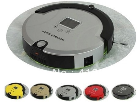 Special Sweeper automatic charging intelligent robots for household cleaners slim mute shipping(China (Mainland))