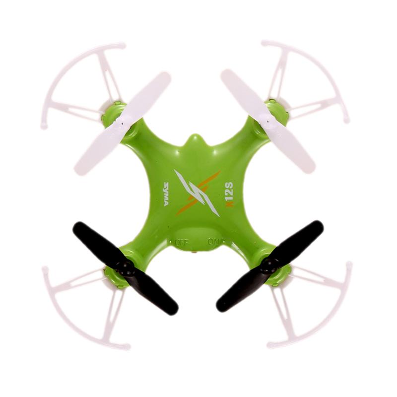 2015 Newest Syma X12S Nano 4CH 6-Axis Gyro RC Quadcopter Mini Drone RTF UFO FCI#