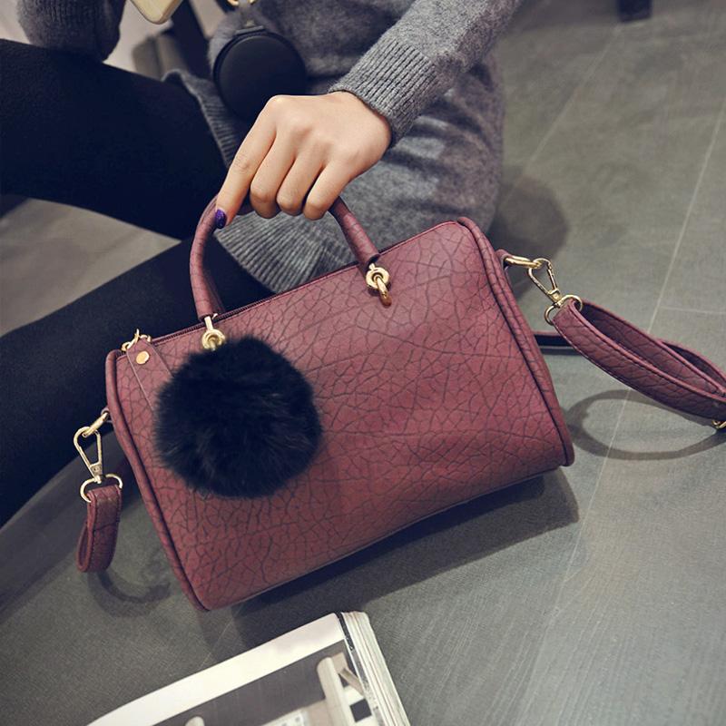 2015 Womens Handbag For Boss Bag Fashion Brief Handbag Women One Shoulder Small Bags Bucket Handbag<br><br>Aliexpress