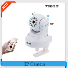 Buy Wanscam Indoor PTZ IP 720P Surveillance Camera Day Night Wireless P2P Pan/Tilt Wifi Wireless Dual Audio Security Network Camera for $28.49 in AliExpress store