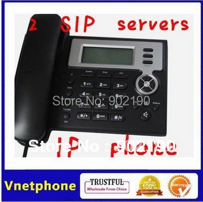 Best Price Offered! NET900B-Built-in Internet Gateway, 2 SIP Servers, HD Voice VOIP IP Phone Sip IP Phone Vnetphone(China (Mainland))