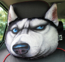 Headrest cat Dog Shape Pillow Cushion