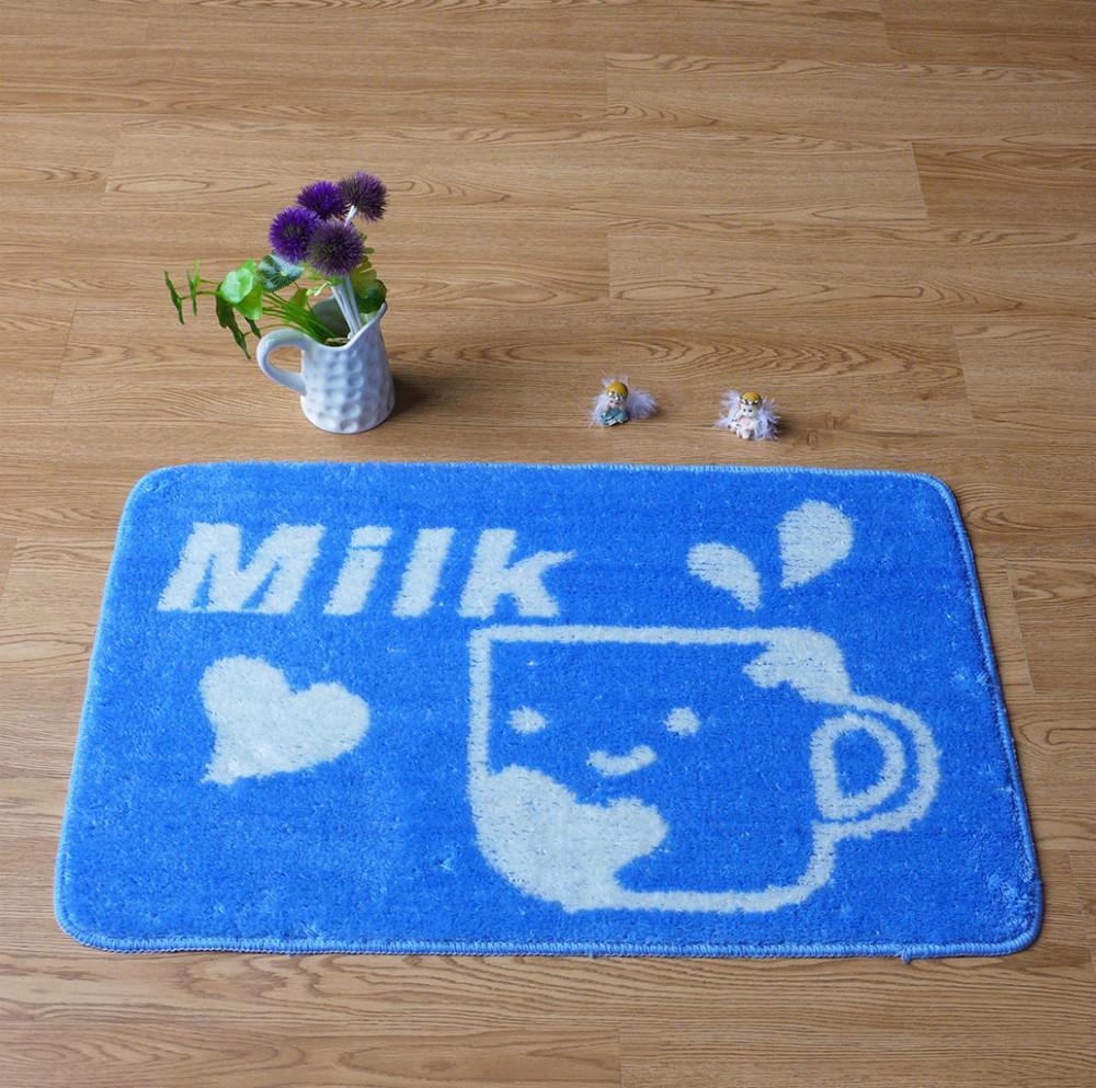 New style bath mat bedroom living room hall door carpet footcloth door cushion rug 50cm*80cm tapete free shipping Z0620(China (Mainland))