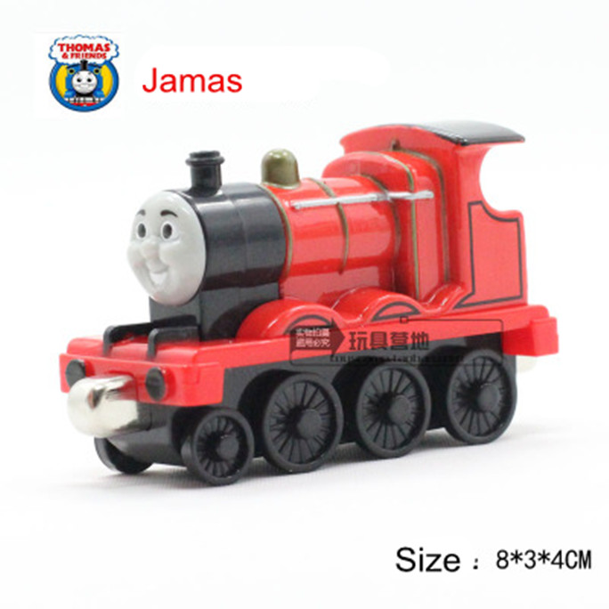 Diecast Metal Thomas and Friends Train One Piece JAMAS Megnetic Train Toy The Tank Engine Trackmaster Toy For Children Kids(China (Mainland))
