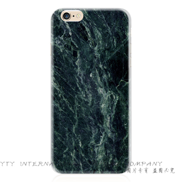 6 6S Magic Rock Painting Marble Silicon Phone Shell Cover For Apple iPhone 6 iPhone 6S iPhone6 Case Cases 2016 Top Fashion Best