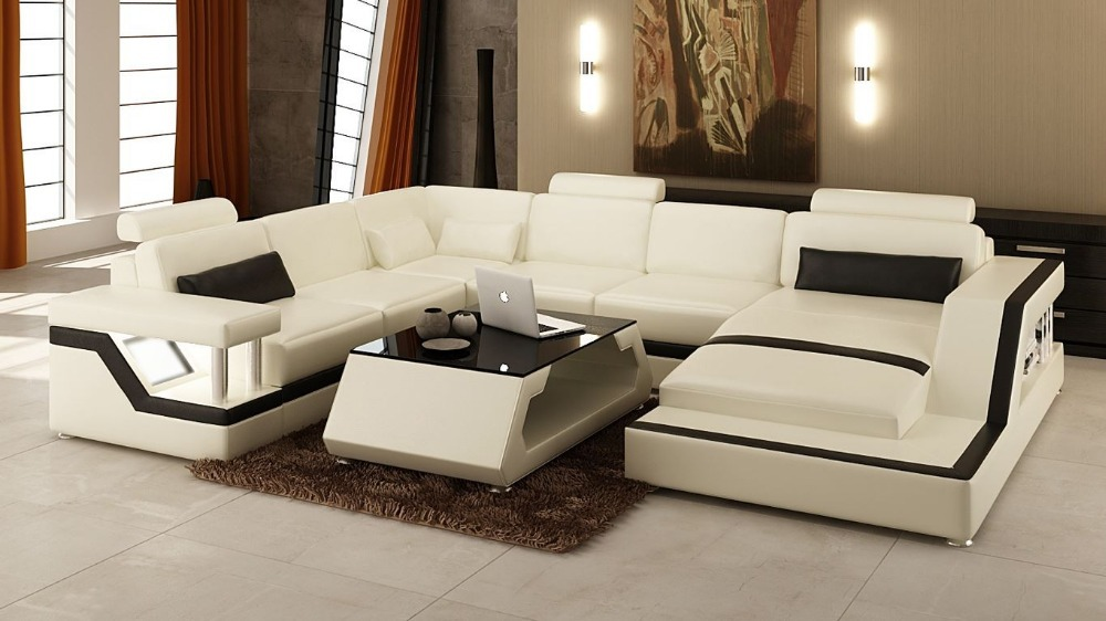 sofa bed modern sofa set living room furniture leather sectional sofa