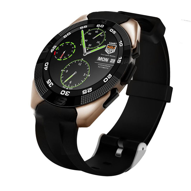Newest No.1 G5 Smart Watch Bluetooth 4.0 For Android&IOS 1 ...