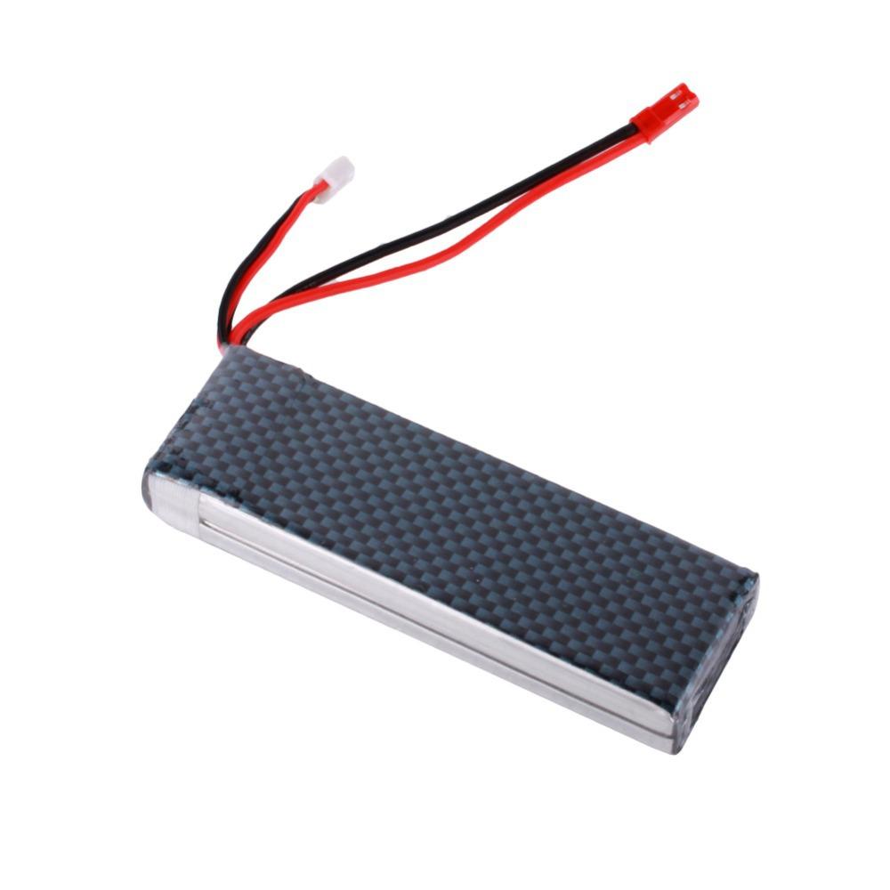 Гаджет  7.4V 2200mAh 20C 2S Long Battery Life Mode For D702 SKY-700D Diversity Monitor None Игрушки и Хобби