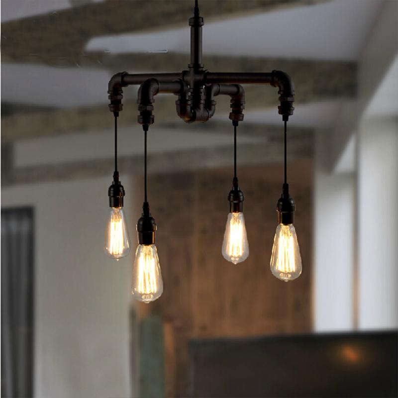 Buy Vintage Industrial Lighting Modern Lamp Living Room Susp