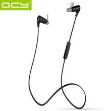 Sales Promotion QCY QY5s Wireless Bluetooth Headset Stereo Studio Music headphone Fashion Sport Earphone Running with Microphone