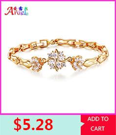 New Fashion Austria Crystal Earrings Necklace Sets Platinum  Plated Women Bridal Classic Wedding rhinestone romantic Jewelry Set