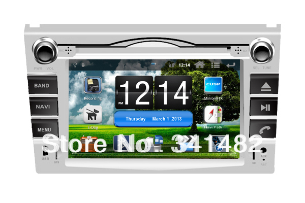 Android CAR RADIO PLAYER FOR OPEL ASTRA / VECTRA ZAFIRA ANTARA GPS Navigation DVD Radio Bluetooth PIP TV Free Maps - Shenzhen TomTop E-commerce Technology Co., Ltd. store