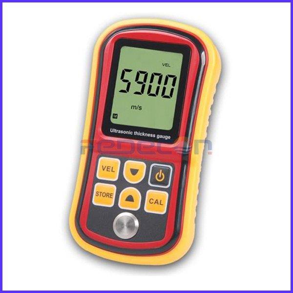 Aliexpress com buy ultrasonic thickness gauge metal thickness meter - Gm 100 Ultrasonic Thickness Meter Tester Gauge Velocity 1