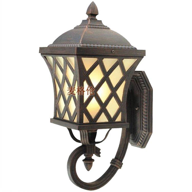 Aluminum-outdoor-wall-lamp-waterproof-lamp-balcony-garden-lights-corridor-lights-rustic-wall ...