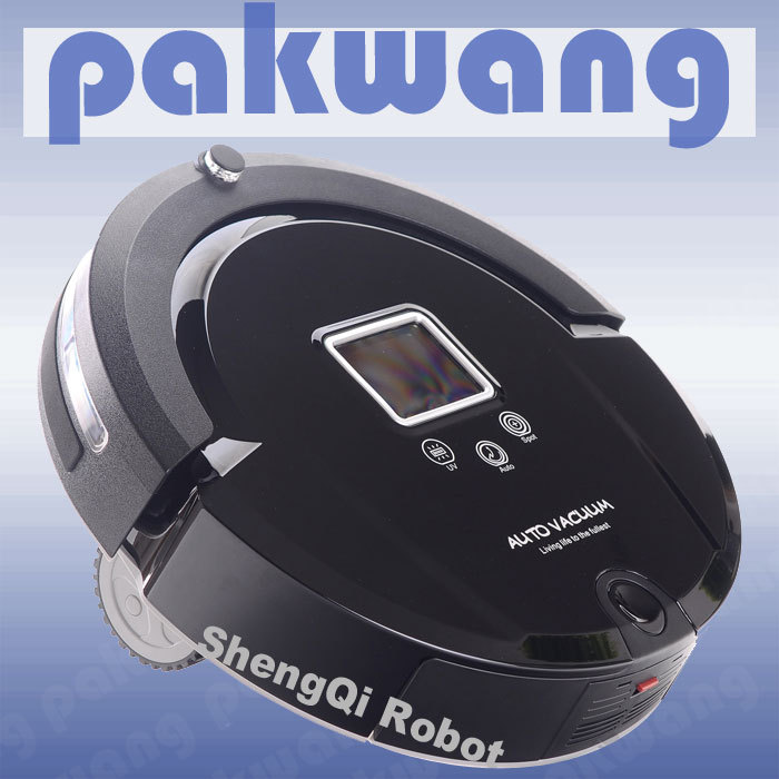 Low Noise Multifunction Robot Vacuum Cleaner-- SQ-A320 Robot+Floor+Mop,wet vacuum cleaner(China (Mainland))