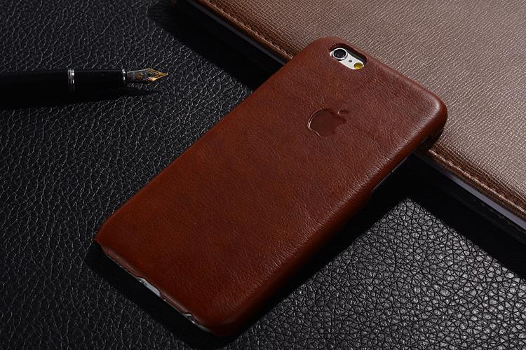 "Hot Sale! 1:1 Original office Soft leather Cover for iPhone 6 4.7"" / 6 6+ plus Case 5.5 inch Cases Accessories with logo(China (Mainland))"