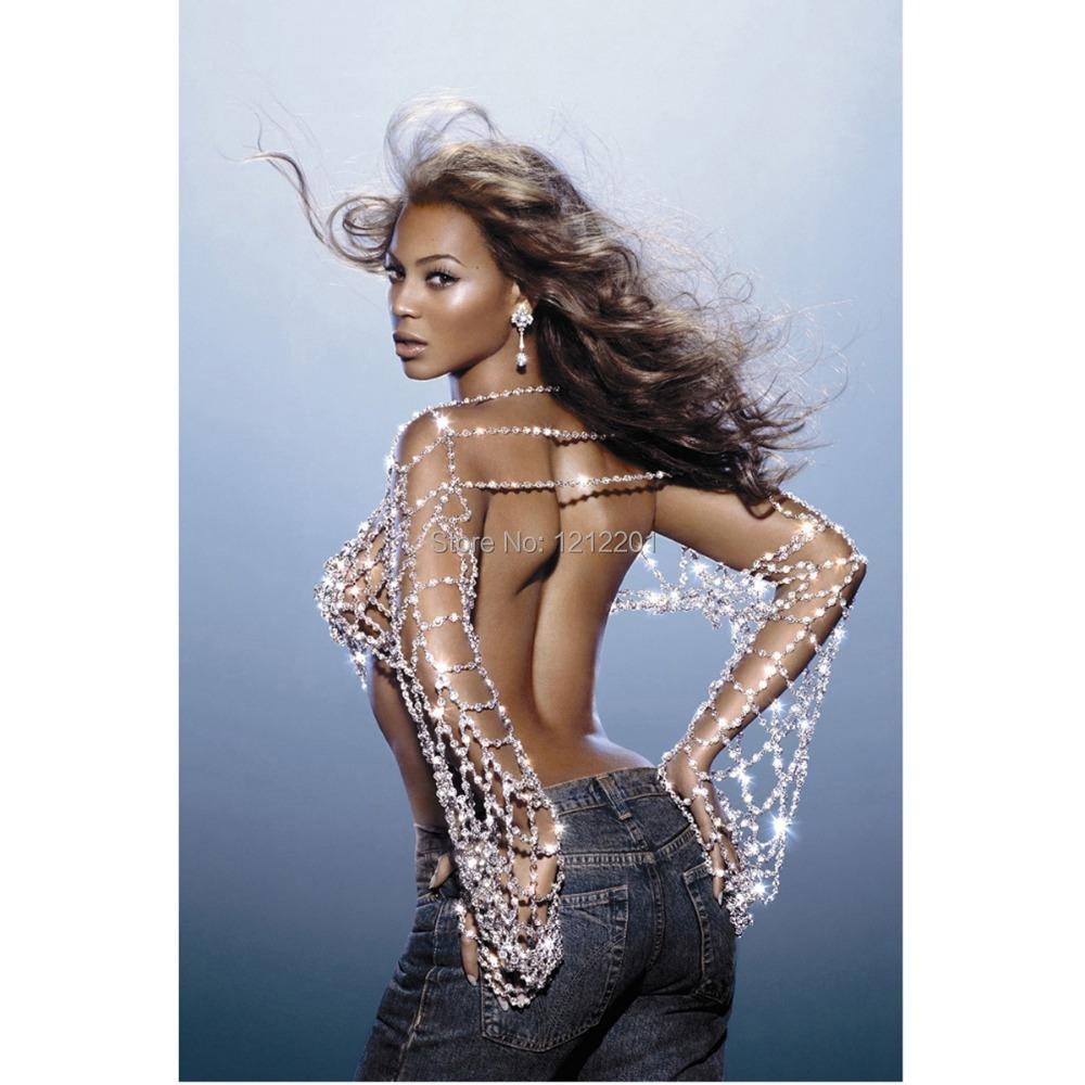 Beyonce Knowles Posters Beyonce Knowles Poster